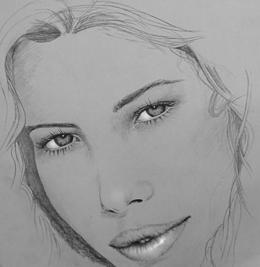 Jessica Biel por Litnin